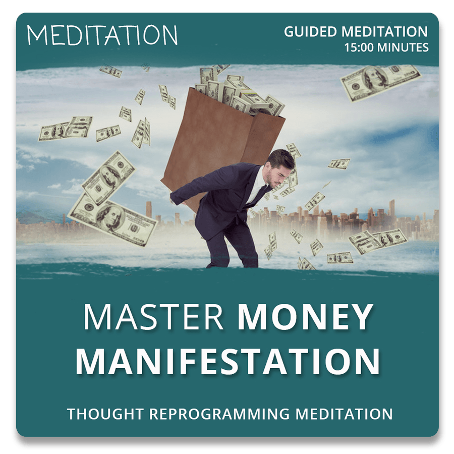 Guided Meditation Money manifestation