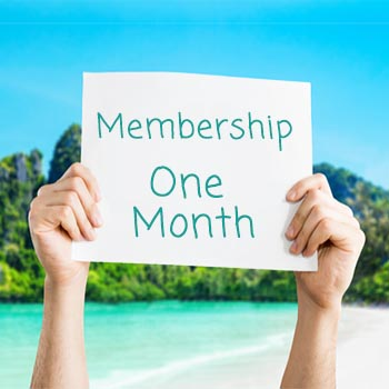 meditation membership one month