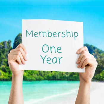 meditation memnership one year